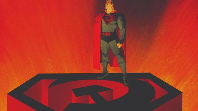 20/07/19 Superman, Red Son, DC, Película