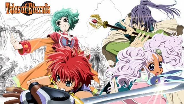 09/0/19 Tales of Zestiria, Bitme, Anime, Serie