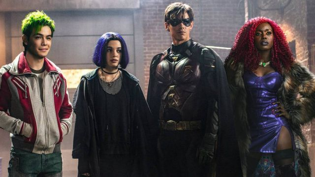 Accidente en Titans detiene filmación