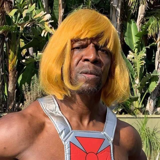 Terry Crews He-Man