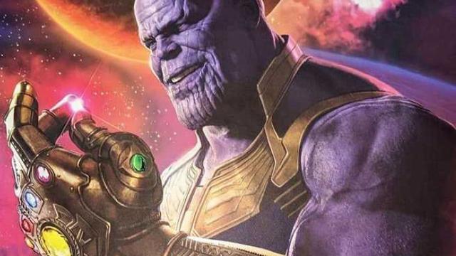 Thanos, Facebook, Twitter, Instagram