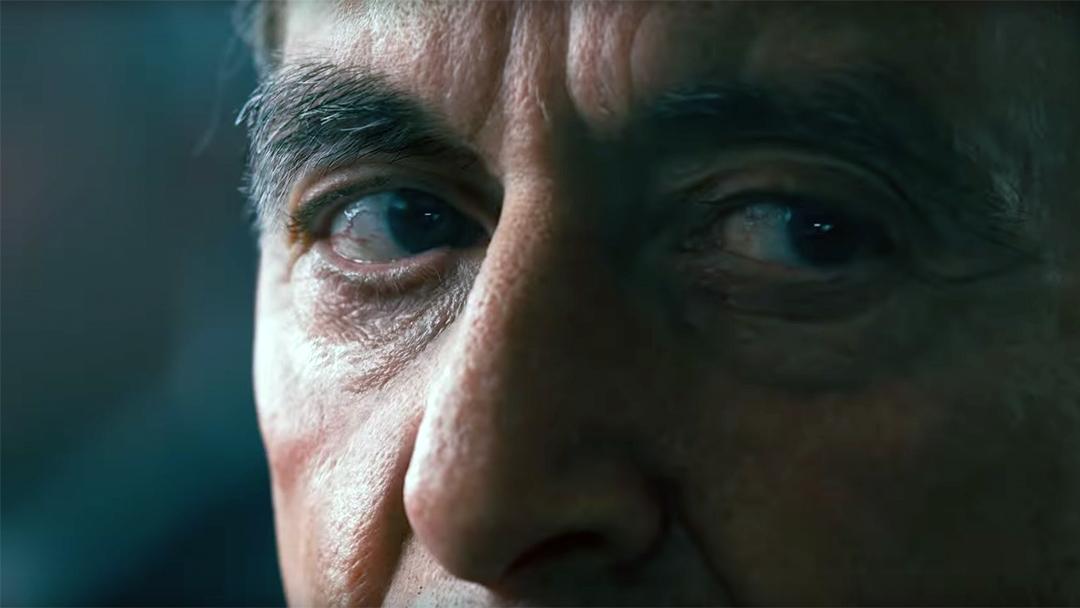 The Irishman Al Pacino Trailer