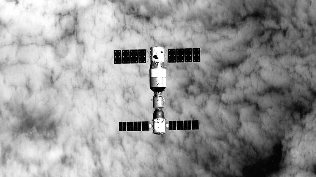 Estación Espacial China caerá en la Tierra