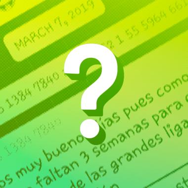 ¿Cómo cambiar la tipografía en WhatsApp?