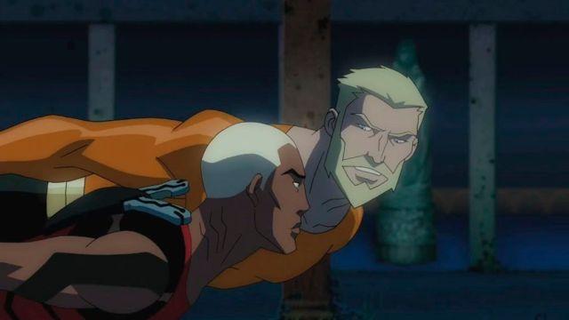 01/08/19 Aquaman, Young Justice, Kaldur'ahm, Gay