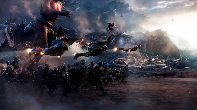 23/08/19 Avengers Endgame, Escena Cortada, Yondu, Kraglin