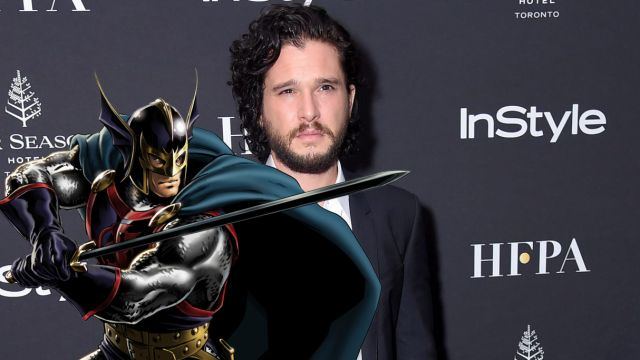 Black Knight Kit Harington