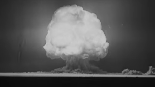 08/08/19 Bomba Atómica, Proyecto Manhattan, Historia, Creador