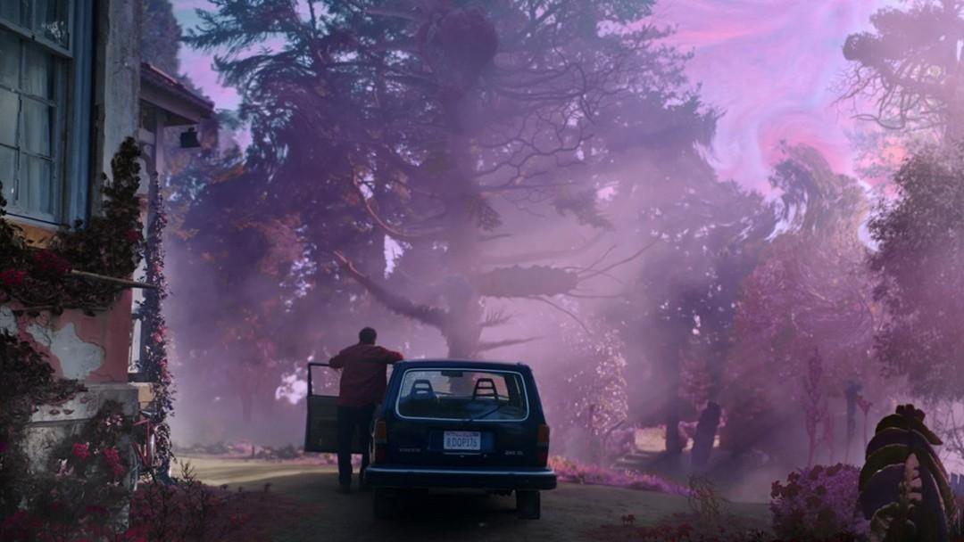 Nuevas imágenes de Color out of Space, película de Richard Stanley que se estrena en el Festival Mórbido 2019, Ciudad de México, 1 noviembre 2019