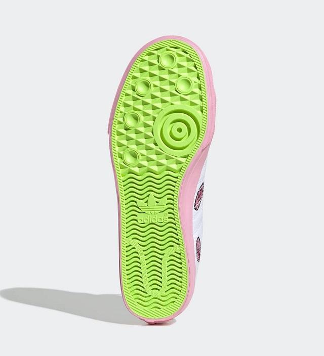Filtran imagen de tenis de Adidas de Dragon Ball
