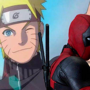 28/08/19 Deadpool, Naruto, Cómic, Hokage