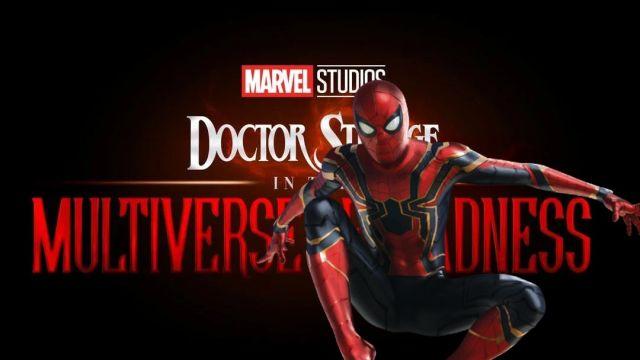 Teoría de Spiderman Doctor Strange Multiverse of Madness