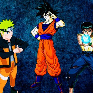 08/08/19 Goku, Dave Rapoza, Naruto, Cómic