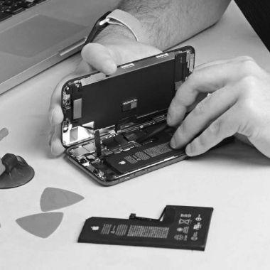 Reparando iPhone