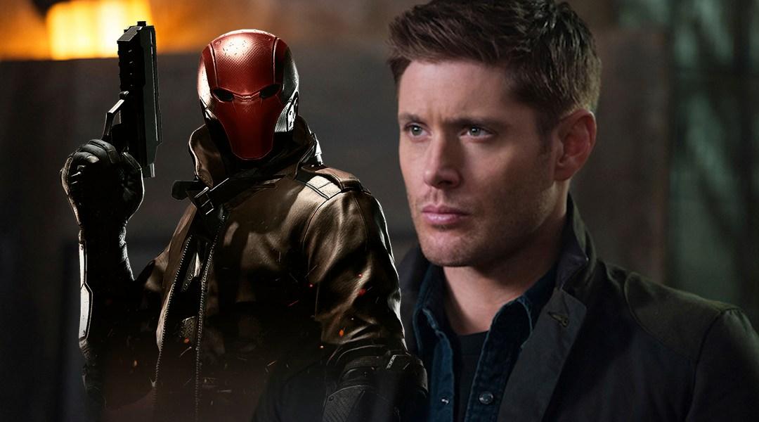 13/08/19 Jensen Ackles, Red Hood, Supernatural, Cosplay