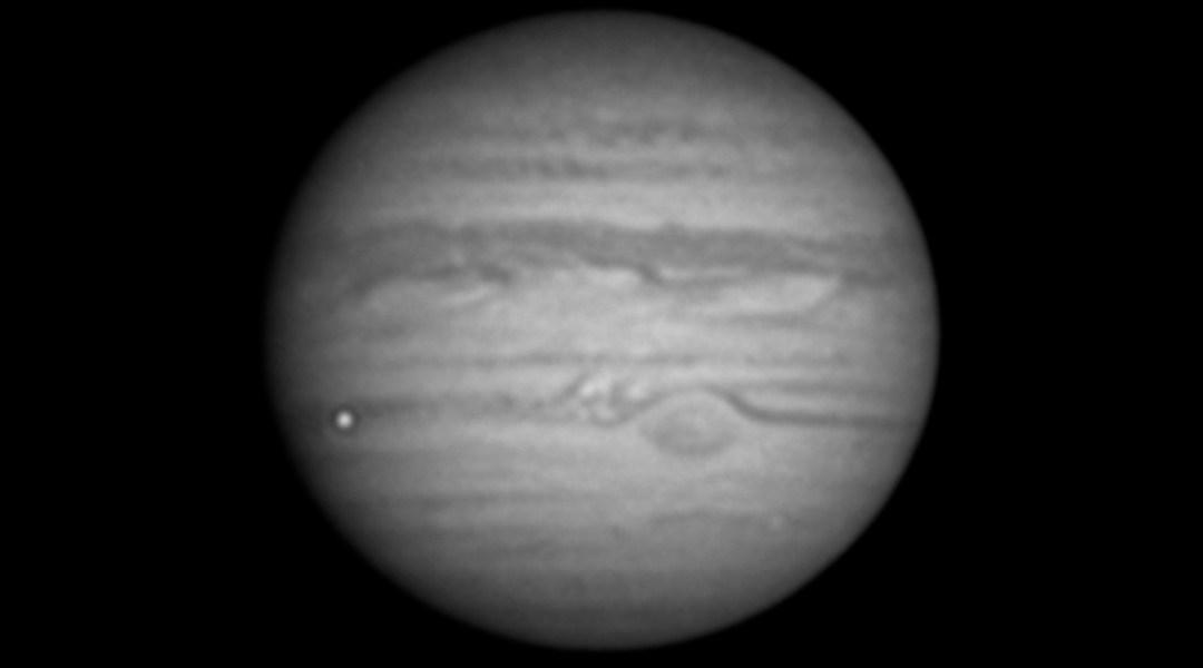 08/08/19 Júpiter, Impacto, Meteorito, Video