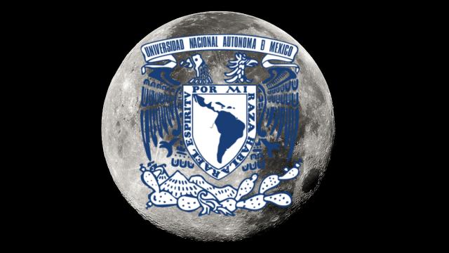 Luna UNAM robots