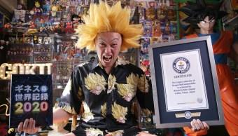 Guinness World Records Dragon Ball