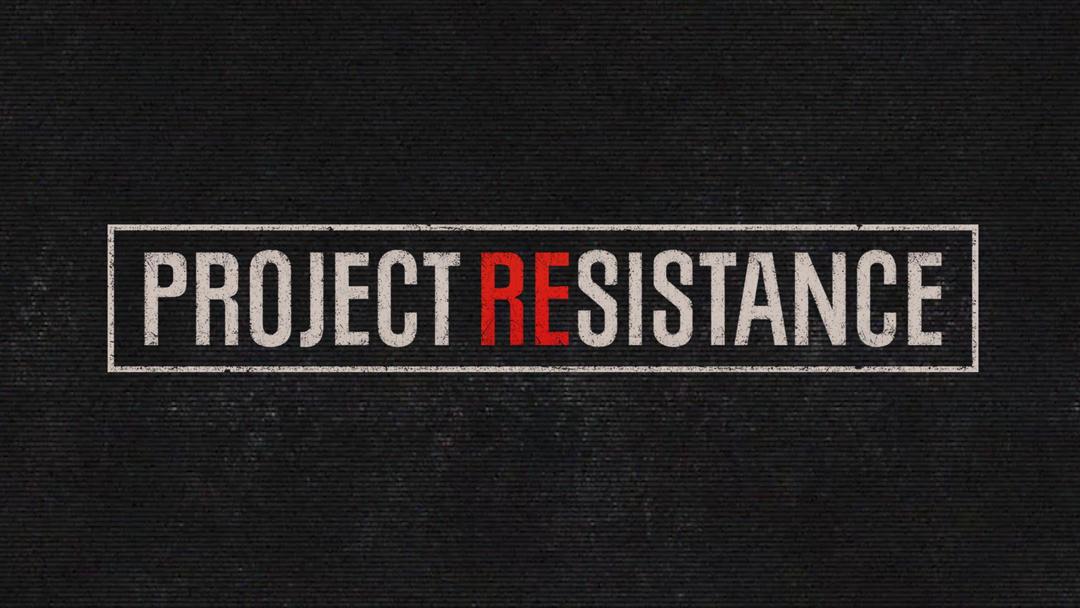 29/08/19 Resident Evil, Project Resistance, Tokyo Game Show, Capcom