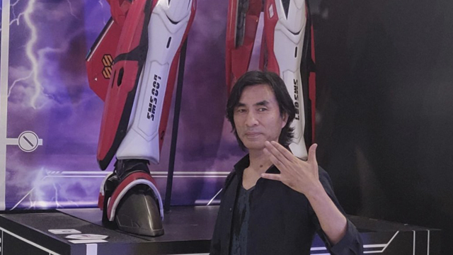 06/08/19 Robotech, Macross, Shoji Kawamori, Copia Pirata