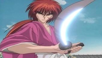 09/08/19 Rurouni Kenshin, Samurai X, Espada Sin Filo, Sakabato