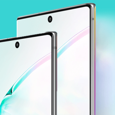 Samsung presenta nuevo Galaxy Note 10