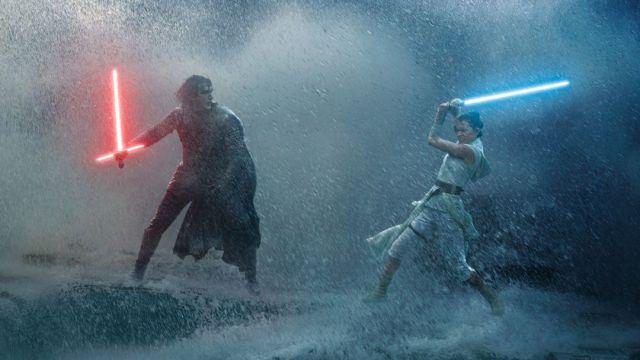 28/08/19 Star Wars, Rise Of Skywalker, Error Edición, Tráiler