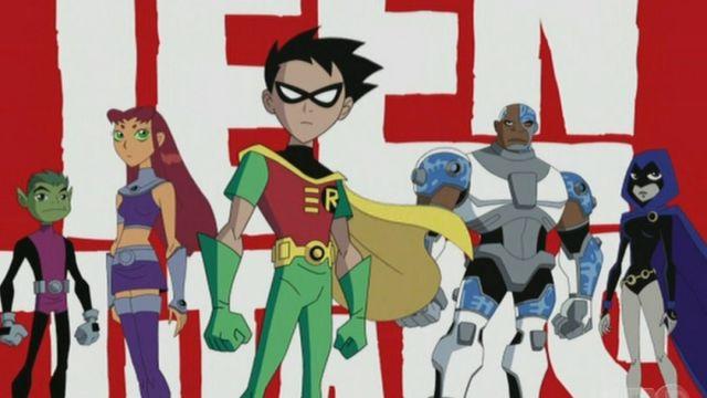 Serie original de Teen Titans podría resgresar