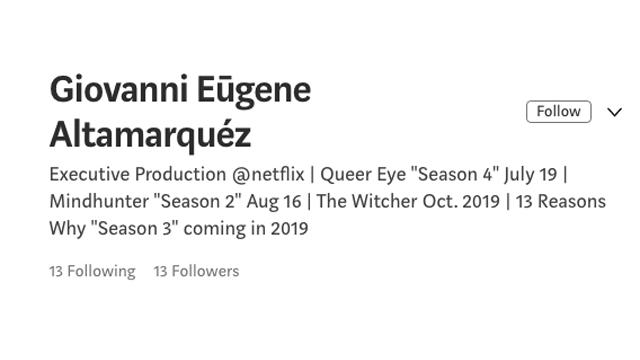 29/08/19 The Witcher, Fecha Estreno, Netflix, Serie