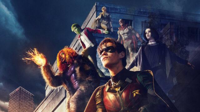 27/08/19 Titans, Temporada Dos, Tráiler, Netflix