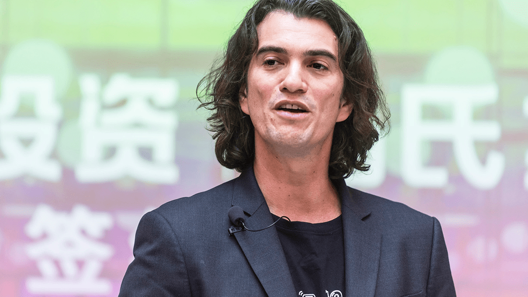 Adam Neumann renunciará como CEO de WeWork para salvar la OPI
