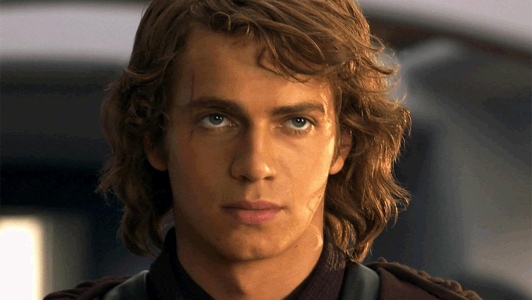 Anakin Skywalker, personaje de Star Wars