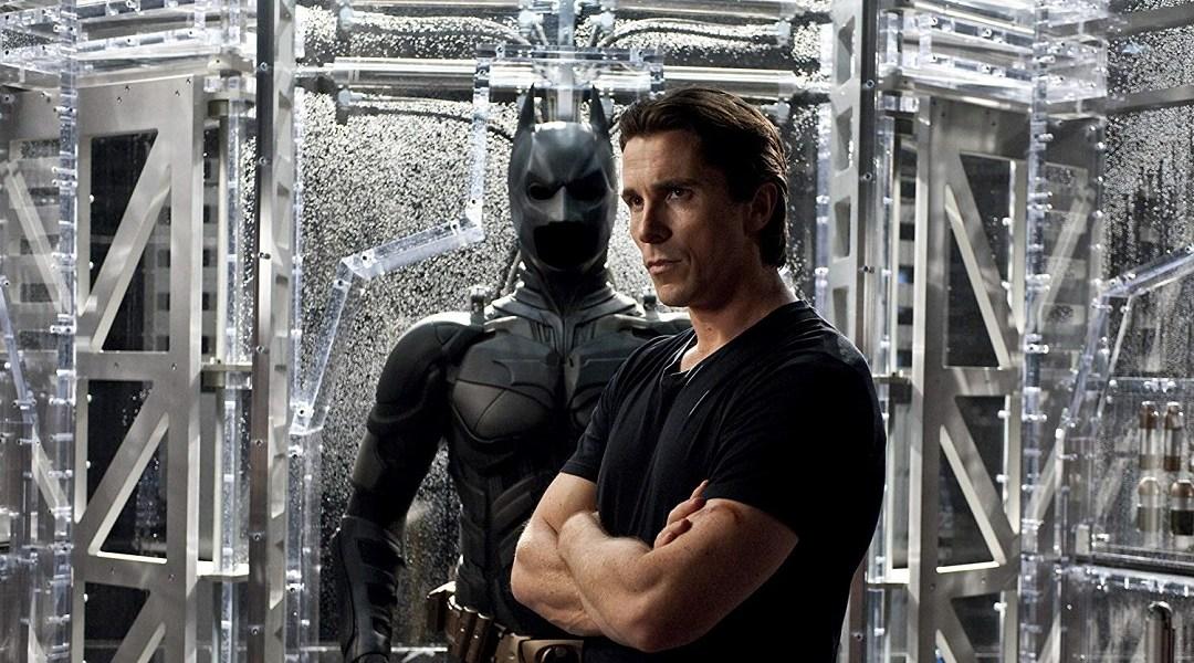 Christian Bale Batman Robert Pattinson