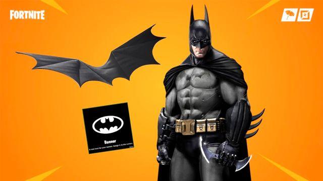 18/09/19, Fortnite, Batman, Crossover, Batman Day