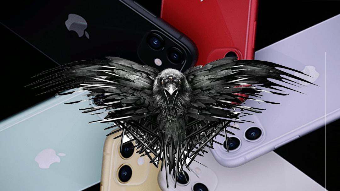 10/09/19, Game Of Thrones, iPhone 11, Tres Cámaras, Apple