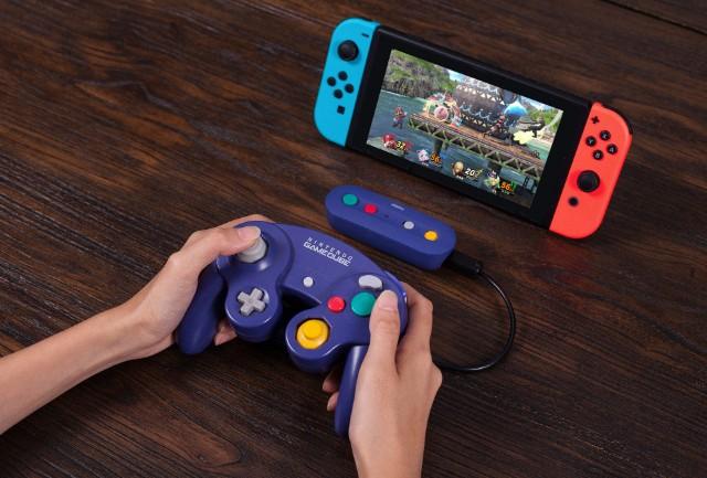 Control Nintendo GameCube para Switch