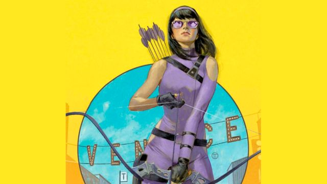 09/09/19, Hawkeye, Kate Bishop, Hailee Steinfeld, Serie