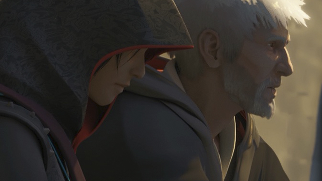 20/09/19, Assassin's Creed, Manga, China, Ubisoft