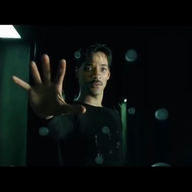 Si Will Smith hubiera sido Neo en Matrix
