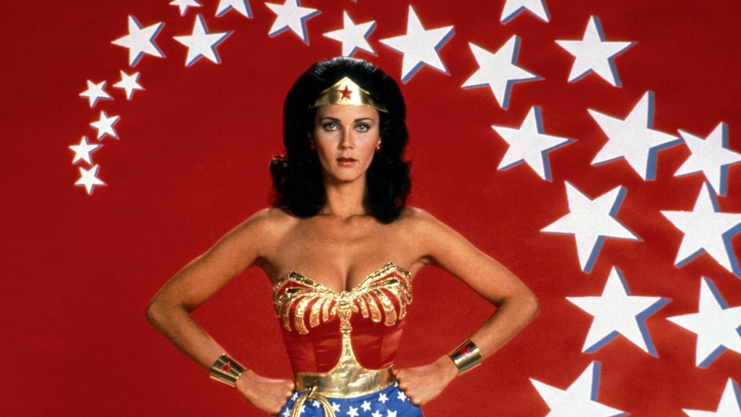 26/09/19, Lynda Carter, Wonder Woman, Crisis On Infinite Earths, Arrowverse
