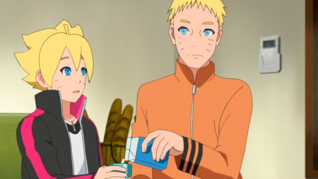 25/09/19, Naruto, 20 Aniversario, Boruto, Anime