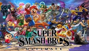 09/09/19, Super Smash Bros Ultimate, 10 Personajes, Más Pedidos, DLC