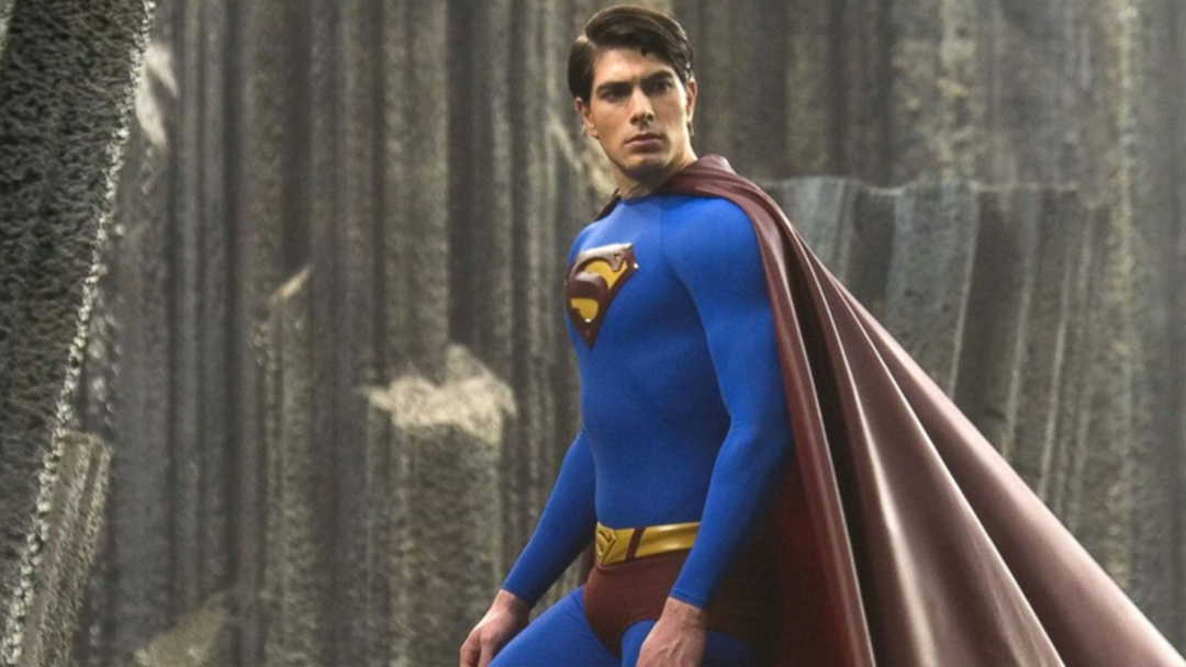 27/09/19, Superman, Brando Routh, Crisis on Infinite Earths, Foto