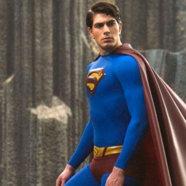 27/09/19, Superman, Brando Routh, Crisis on Infinite Earths, Foto