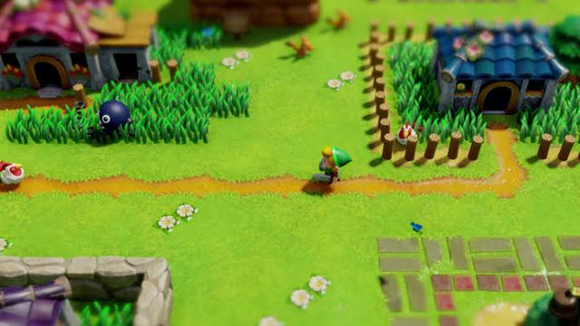 11/09/19, The Legend of Zelda, Link's Awakening, Remake, Tráiler