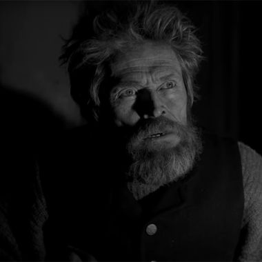 The Lighthouse Tráiler Dafoe