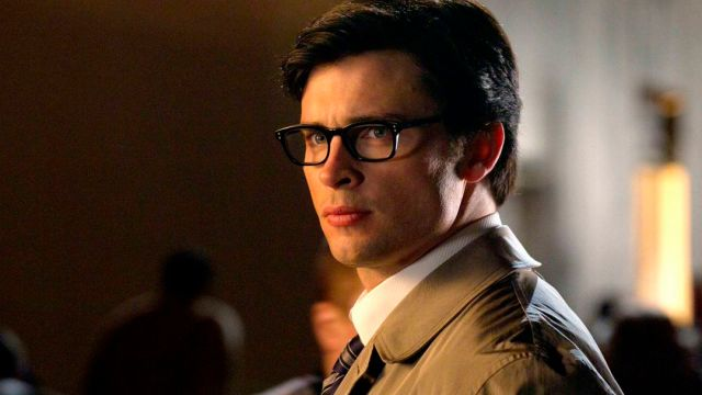 19/09/19, Tom Welling, Crisis on Infinite Earths, Clark Kent, Smallville