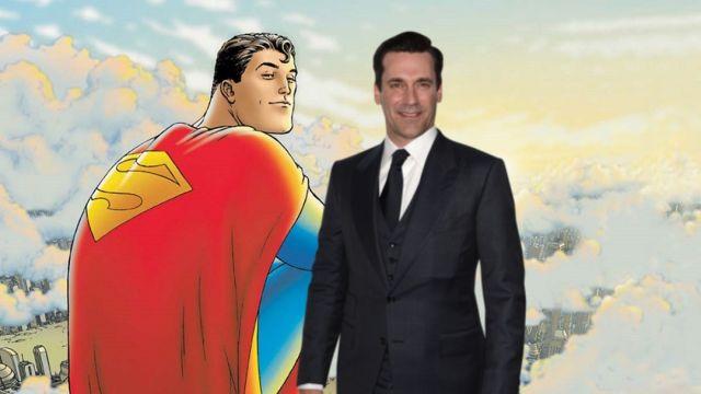 Jon Hamm Superman All Star