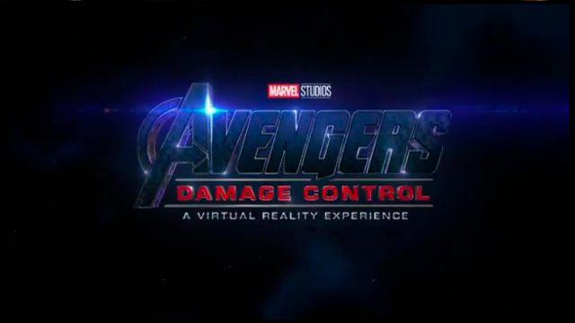 03/10/19, Avengers, Damage Control, Marvel Studios, VR