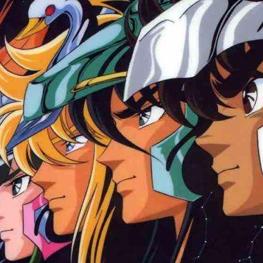 02/10/19, Caballeros Del Zodiaco, Saint Seiya, Netflix, Anime
